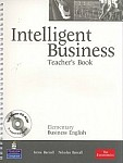 Intelligent Business Elementary Teacher's Book with Test Master CD-ROM