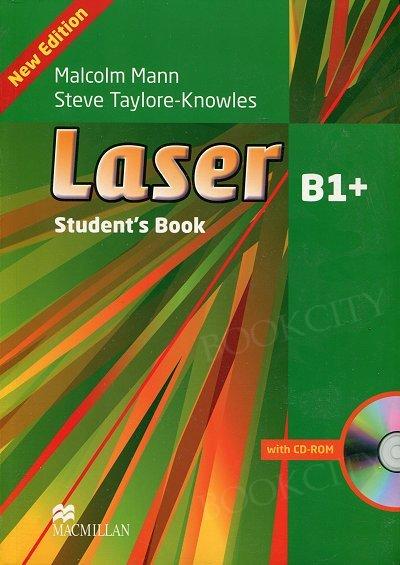 Laser B1+ Pre-FCE (New Edition) Książka ucznia + CD-ROM + kod online