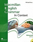 Macmillan English - Grammar In Context Advanced