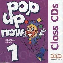Pop Up Now 1 Class CDs