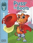 Puss in Boots książka nauczyciela