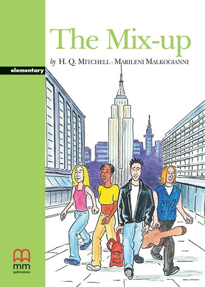 The Mix-Up Student's Book