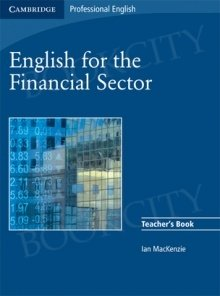 English for the Financial Sector książka nauczyciela