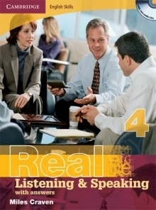 Real Listening & Speaking Level 4 (C1 - Advanced)