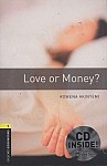 Love or Money? Book and CD