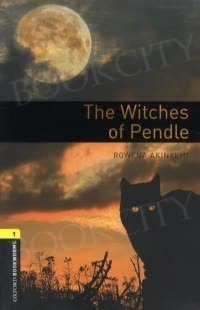 The Witches of Pendle Book and CD