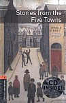 Stories from the Five Towns Book and CD