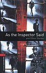 As the Inspector Said and Other Stories Book and CD