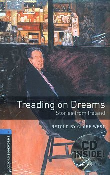 Treading on Dreams: Stories from Ireland Book and CD