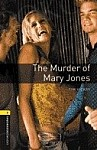The Murder Of Mary Jones Book with Audio CD