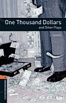 One Thousand Dollars and Other Plays Book with Audio CD