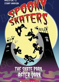 Spooky Skaters: The Skate Park After Dark Book and CD