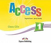 Access 1 Class Audio CDs (set of 4)