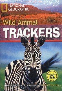 Wild Animal Trackers Book+MultiROM