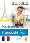 Francuski Pas de probleme ! Mobilny kurs językowy (poziom podstawowy A1-A2) Książka + kod dostępu