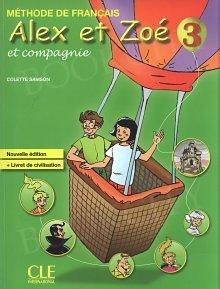 Alex et Zoé et compagnie 3 A2 podręcznik