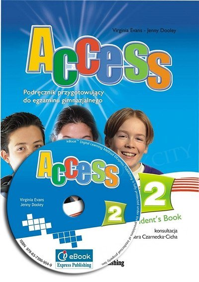 Access 2 Student's Pack (Student's Book niewieloletni + interactive eBook)