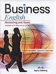 Business English. Marketing and Sales Marketing and Sales. Authentic ESP Materials for the Multi-Level Classroom Student's Book + audio CD