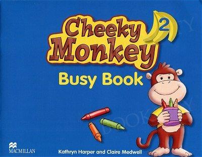 Cheeky Monkey 2 ćwiczenia