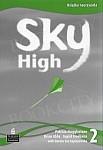 Sky High  2 książka nauczyciela