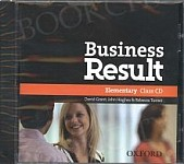 Business Result Elementary Audio CD