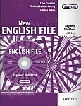 New English File Beginner ćwiczenia z kluczem