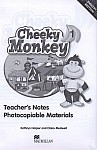 Cheeky Monkey 1 Teacher's Book (wersja polska)