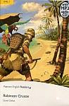 Robinson Crusoe Book plus mp3