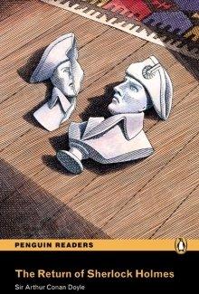 The Return of Sherlock Holmes Book plus mp3