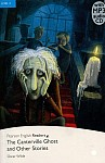 The Canterville Ghost and Other Stories Book and MP3 CD