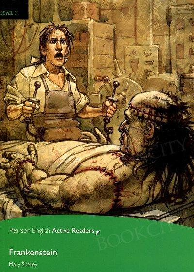 Frankenstein Book plus CD-ROM