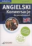 Angielski - Konwersacje dla początkujących Książka + 2 x Audio CD