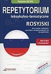 Rosyjski - Repetytorium Leksykalno - Tematyczne Książka + Audio CD