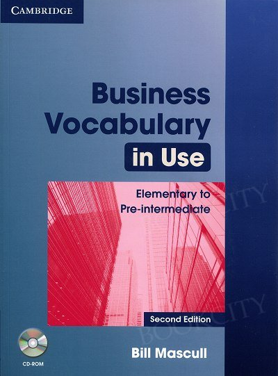 Business Vocabulary in Use – Elementary to Pre-Intermediate