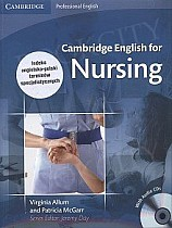 Cambridge English for Nursing Student's Book with Audio CDs
