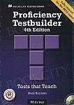New Proficiency Testbuilder (2013) Book with Key + kod