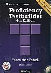 New Proficiency Testbuilder (2013) Book with Key + kod