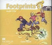 Footprints 3 Class Audio CD (2)