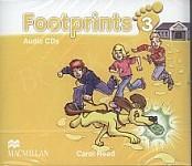 Footprints 3 Class Audio CD (2)