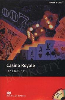 Casino Royale Book + Audio CD