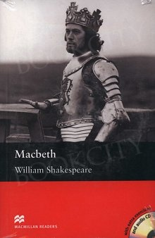 Macbeth Book + CD Audio