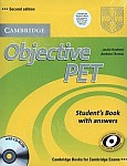 Objective PET 2nd edition Self-study Pack (Student's Book with answers with CD-ROM and Audio CDs(3))