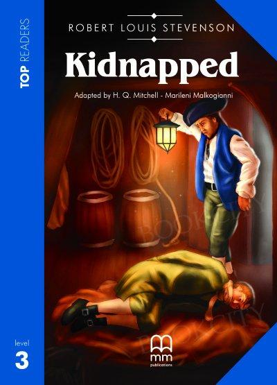 Kidnapped Książka z płytą CD