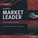 Market Leader 3rd Edition Intermediate Class Audio CD