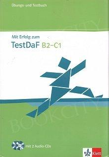 Mit Erfolg zum TestDaF książka testów i ćwiczeń z płytą CD-audio