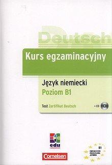 Kurs Egzaminacyjny Język niemiecki Test Zertifikat Deutsch Poziom B1