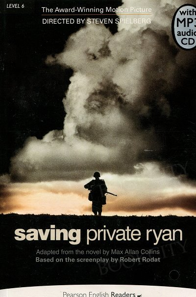 Saving Private Ryan Book plus mp3