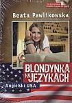 Blondynka na Językach - język angielski USA Książka+CD