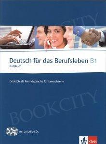 Deutsch für das Berufsleben Podręcznik z 2 płytami CD audio