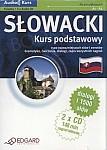 Słowacki. Kurs podstawowy. Książka+2 CD